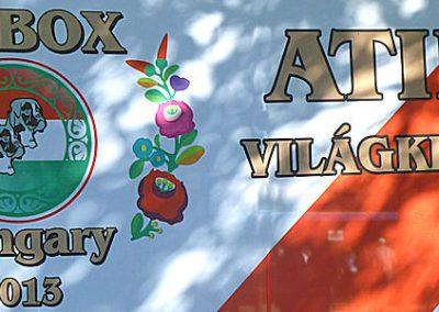 Atibox 2013